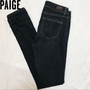 PAIGE Denim Peg Skinny Premium Jeans - 25
